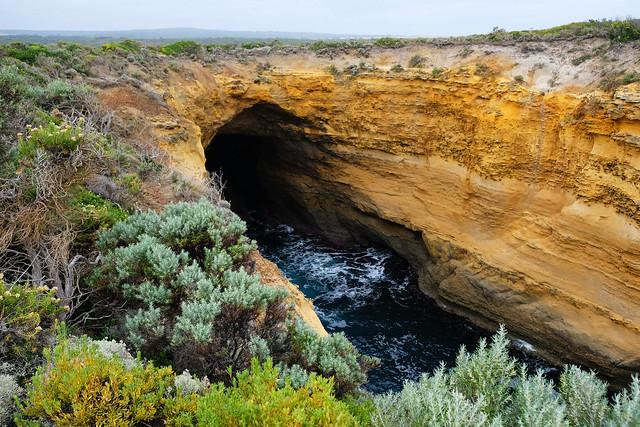 Thunder Cave, Great Ocean Road, Victoria, Australia