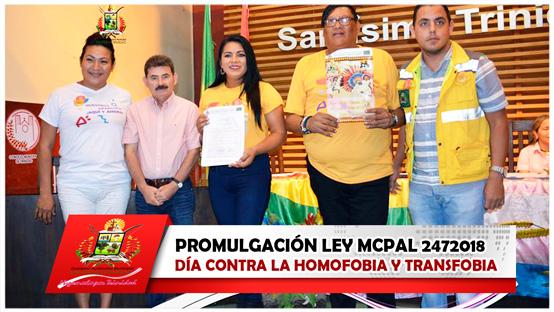 promulgacion-ley-mcpal-247-2018-dia-contra-la-homofobia-y-transfobia