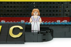 "LEGO the movie "" TITANIC """
