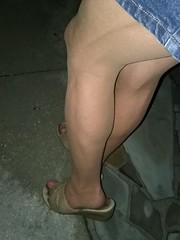 Favorite slip on comfortable heels