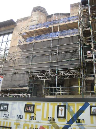 Glasgow School of Art: Mackintosh Building