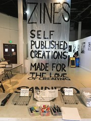 San Diego Zine Fest 2017