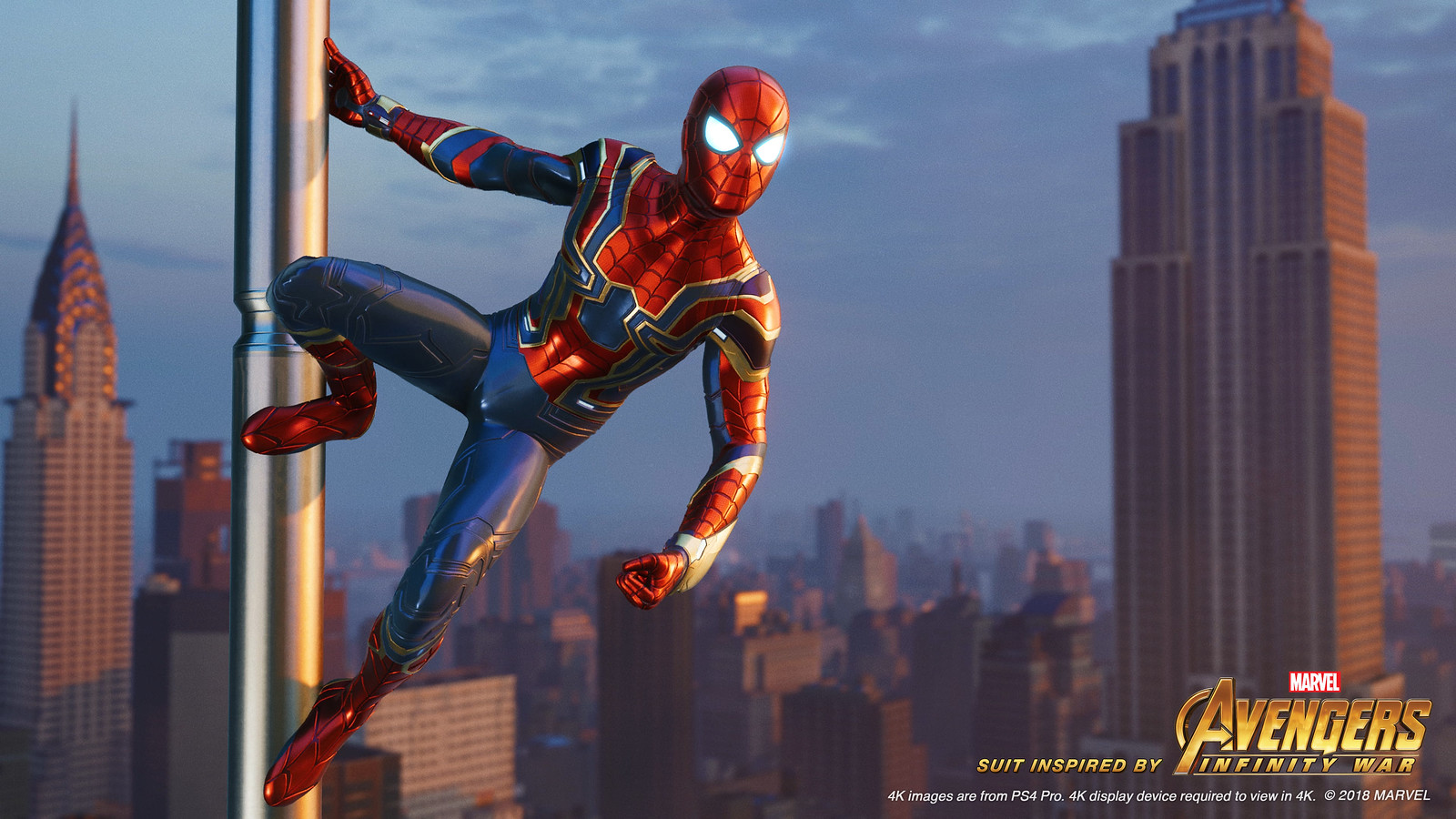 La Tenue Iron Spider Inspiree D Avengers Infinity War