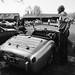 Kersey Mill, Drive It Day-Triumph TR3