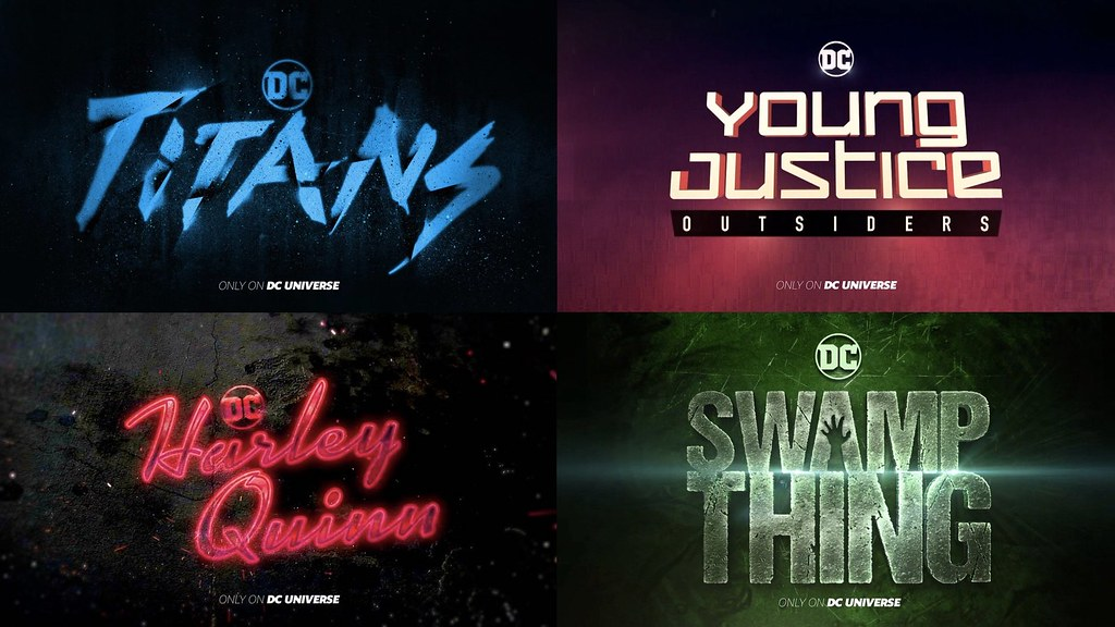 Dc New Streaming Service Revealed  New Shows Announced -9740