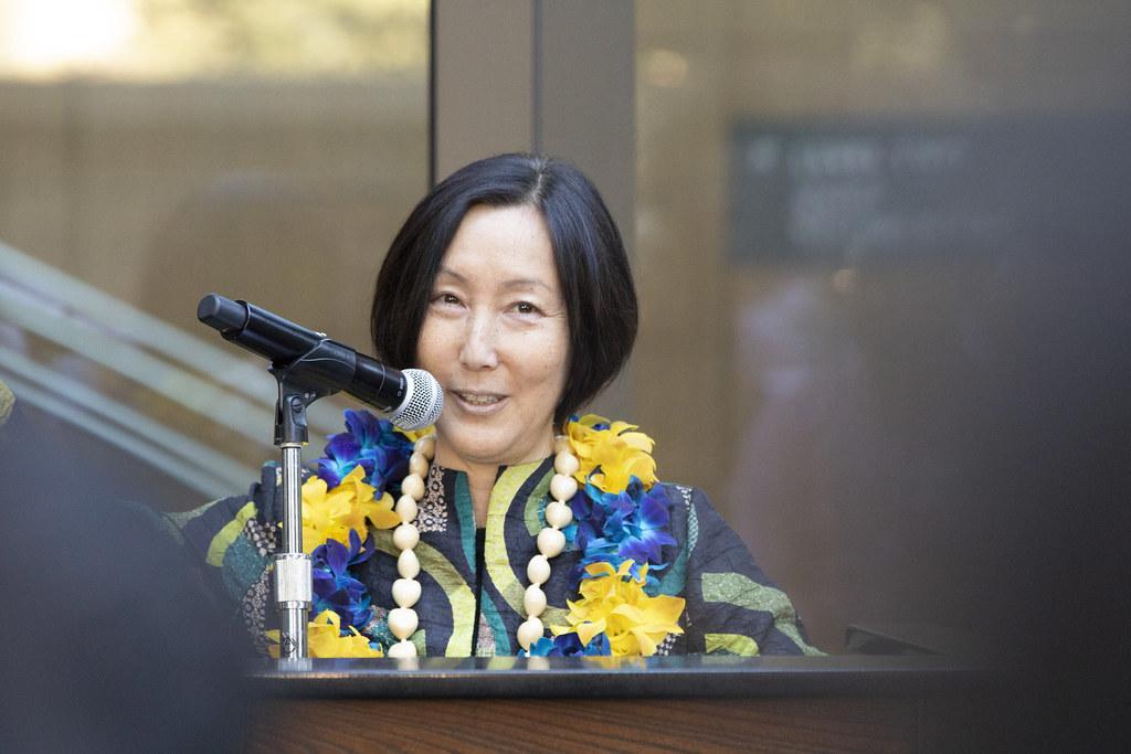 Welcome Karen Umemoto