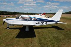 G-BZDH Piper PA-28R-200 [28R-7235028] Popham 110710