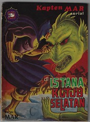 Indonesian Comics