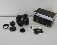 Voigtlander Ultron 35mm / 1.7 VM