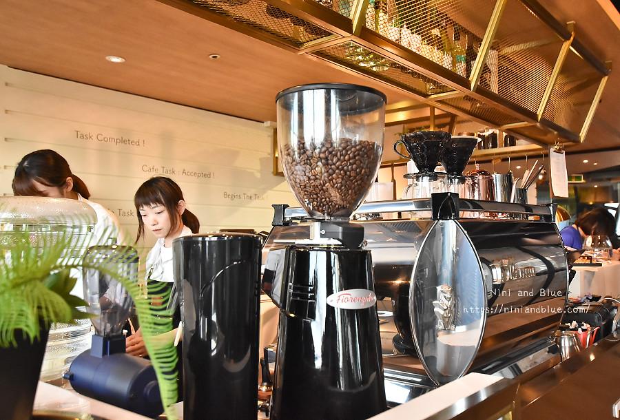 咖啡任務 台中最高咖啡館 夜景05