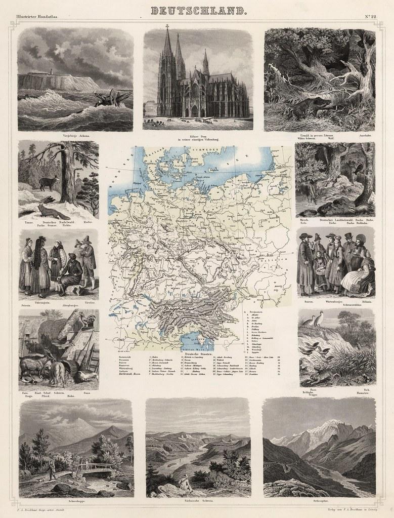 F.A. Brockhaus - Deutschland (1863)