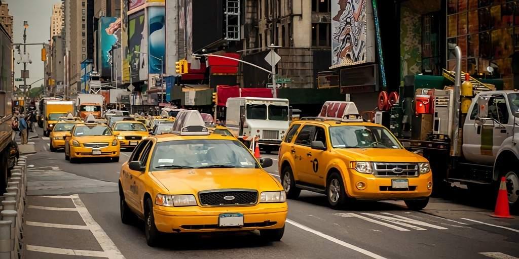 Les taxis autonomes utilisant un algorithme réduiraient le trafic urbain