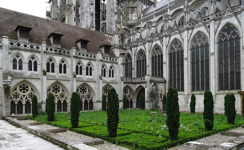 (*) Cathédrale de Rouen