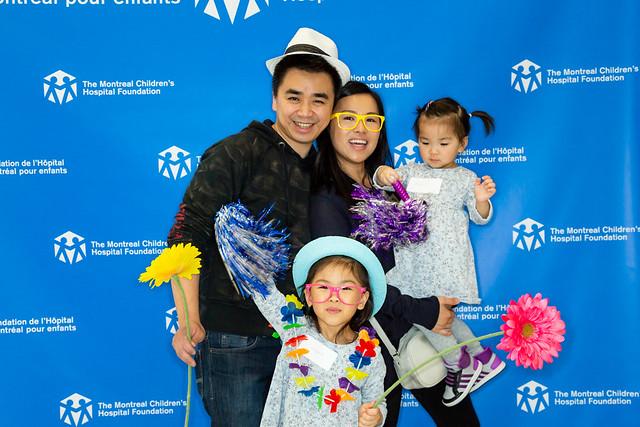 Photobooth : Soirée de reconnaissance du Club des petits ambassadeurs - Young Ambassadors Club recognition event