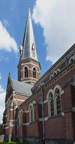 Antoing, l'église Saint Pierre (2)
