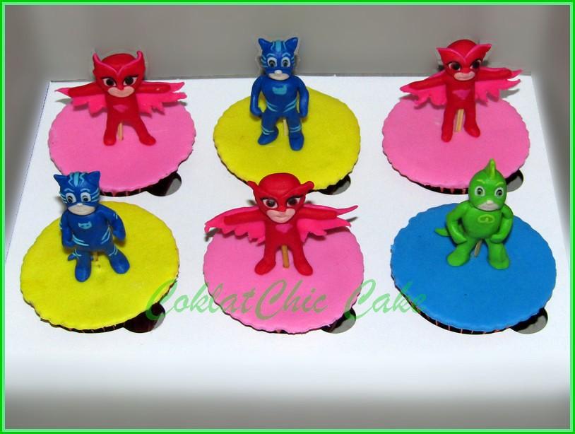 Cupcake PJ MAsk