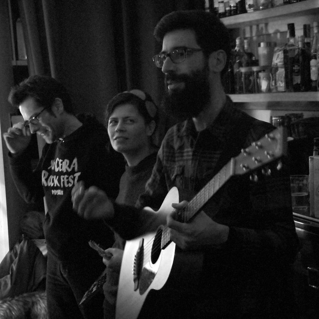 BIRDS ARE INDIE - BAR BELMONDO · LA BUSCONA 20.3.18