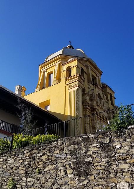 El Viejo Obispado de Monterrey, Mex.