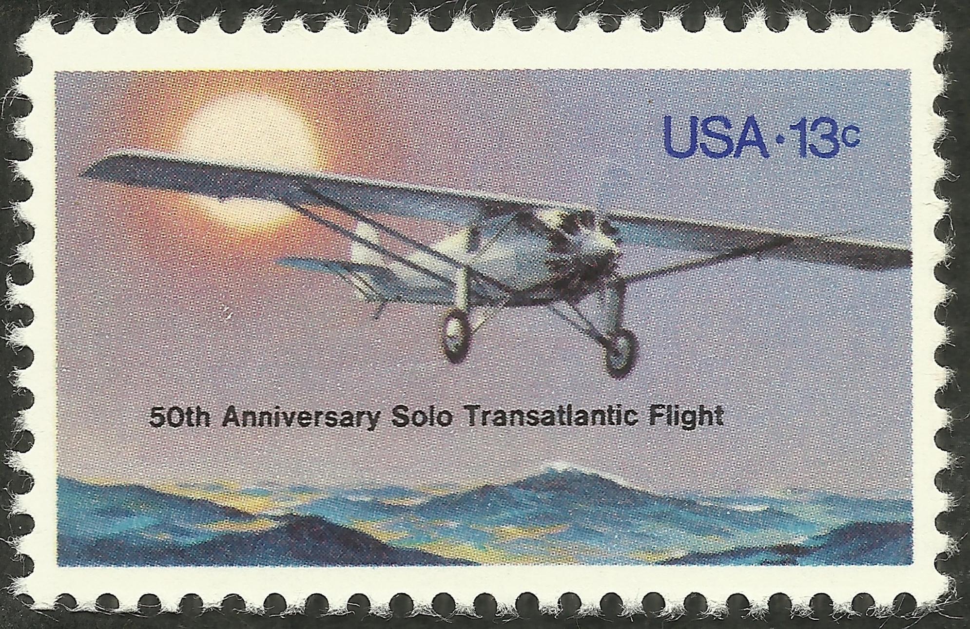 United States - Scott #1710 (1977)