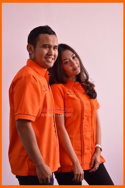 jual seragam kantor pos indonesia