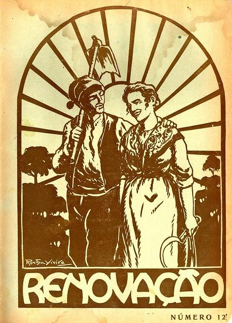Capa de revista, 1925