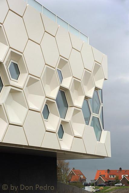 Beleefcentrum de Nieuwe Afsluitdijk- Kornwerderzand