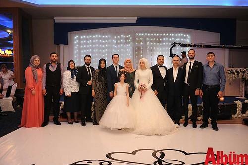 Beyza Gökgül, Hakan Şimşek düğün töreni -3