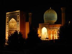 Samarcande - Ouzbékistan