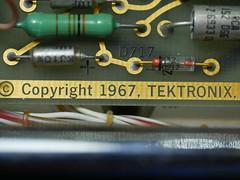 Bristol Hackspace: Tek 115 Copyright Date