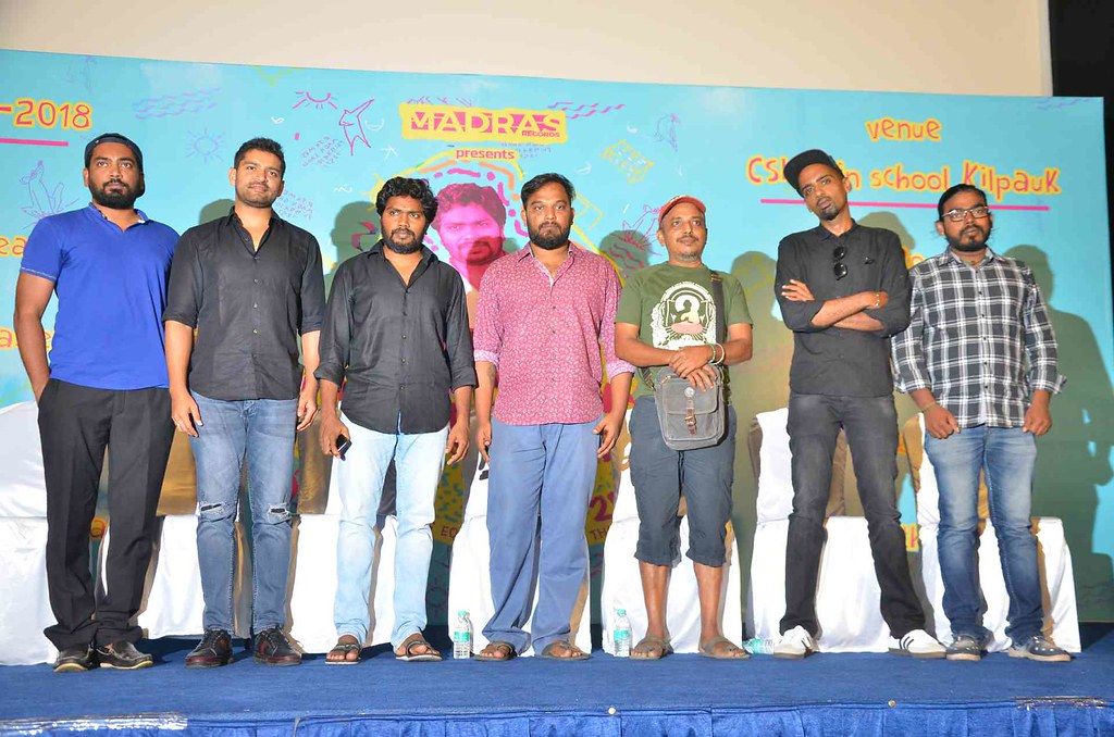 Madras Medai 2018 Press Meet Photo (2)