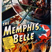 "The movie poster promoting William Wyler's film about the ""Memphis Belle"" and its crew which was commissioned by Gen. Hap Arnold of the U.S. Army Air Forces. Wyler volunteered and was commissioned as an officer in the USAAF to create films for the War Department. (National Museum of the U.S. Air Force photo)"