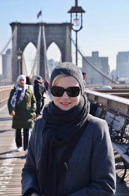 New York talvella