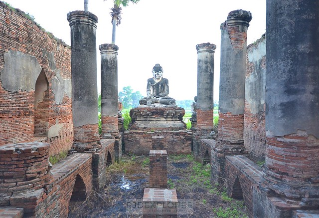 myanmar itinerary yandana sinme pagoda