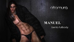 MANUEL BENTO FULL BODY IS OUT!!!!!