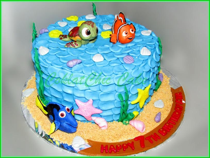 Cake Nemo ATA 15 cm