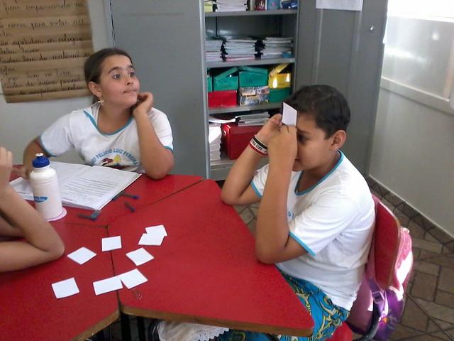 Jogo Carta na Testa (EMAI)