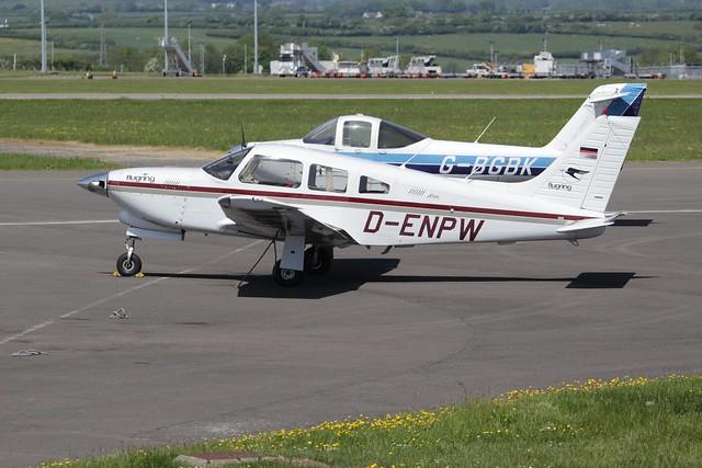 Piper PA-28R-201T Turbo Arrow 3 D-ENPW