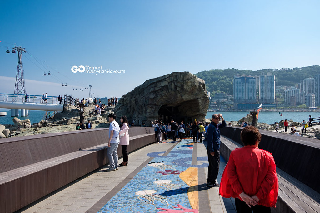 Busan Itinerary turtle island