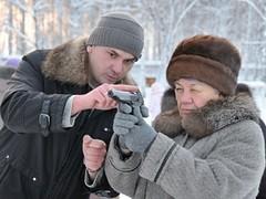 В Городокском районе у жителя деревни изъята винтовка Мосина