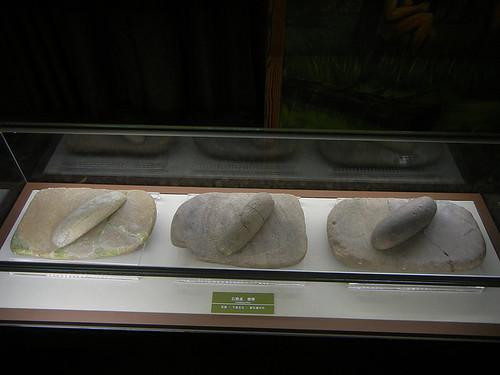 DSCN2180 - Stone Grinding Plate, Xinle Ruin, Shenyang
