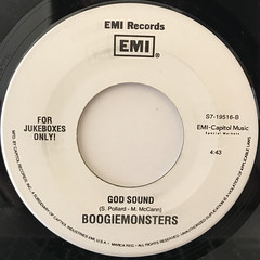 BOOGIEMONSTERS:THE BEGINNING OF THE END(LABEL SIDE-B)