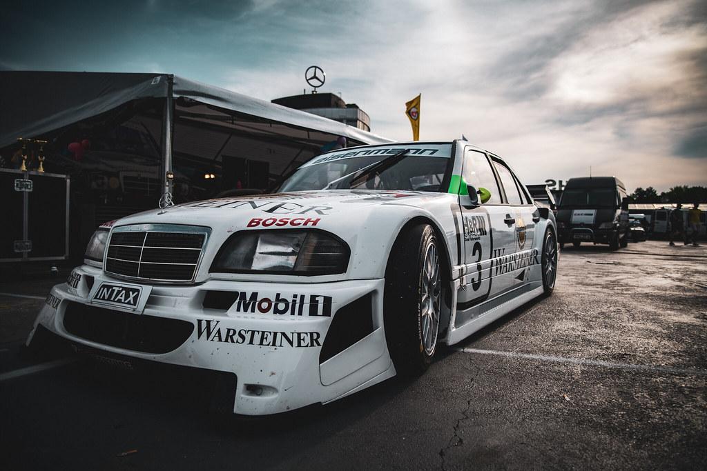 Mercedes W202 DTM