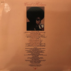 THE CECIL HOLMS SOULFUL SOUNDS:MUSIC FOR SOULFUL LOVERS(JACKET B)