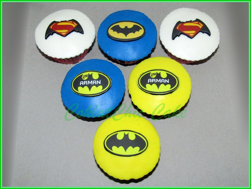 Cupcake Batman