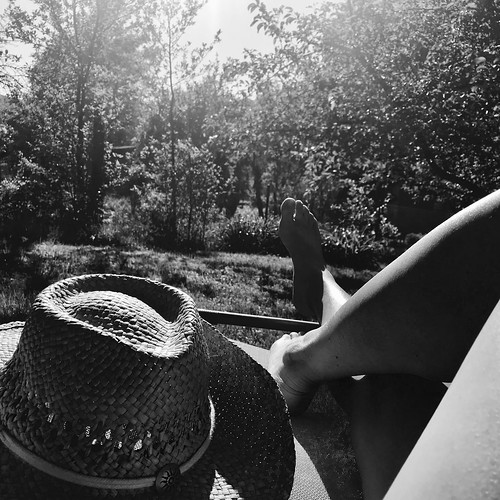 Summer time in Black & White