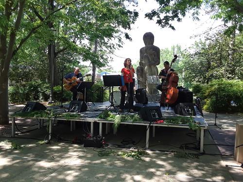 Greenbelt Green Man Festival, May 12, 2018