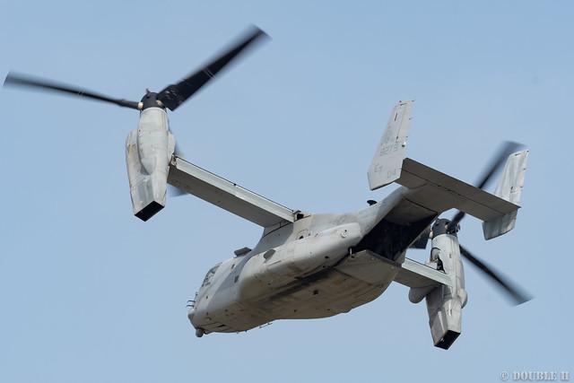 Iwakuni FD 2018 (145) VMM-262 MV-22B (Osprey) ET-04/168279