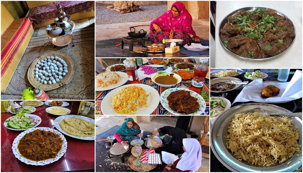 Oman jedzenie