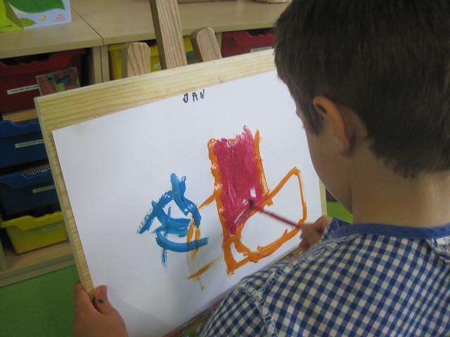 pintura p4b cavallets