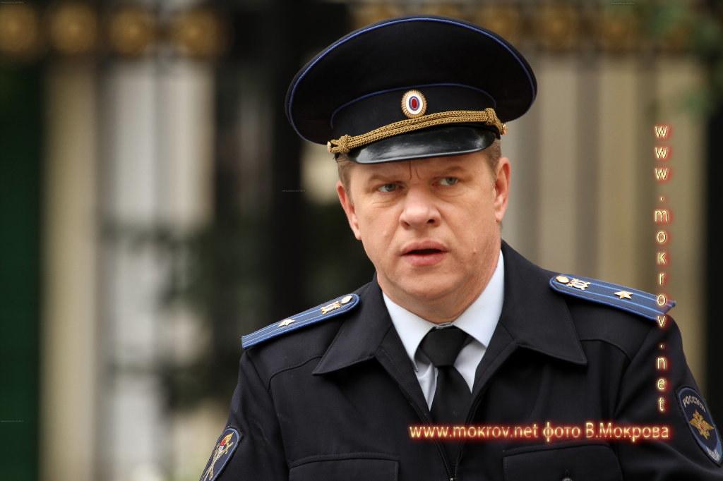 Дмитрий Блохин Актер